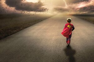I Am the Hero of My Own Journey - Affirmations